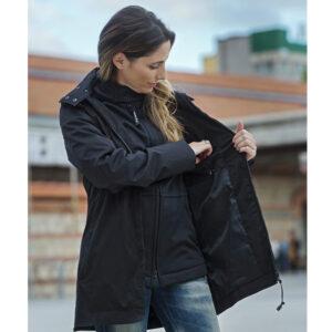 Abrigo de porteo y embarazo Numbat Wombat London - Amatriuska