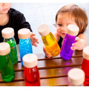 Botellas sensoriales de flotación Petit Boum - Amatriuska