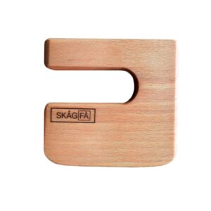 Cuchillo de madera para niños Träkniv SKÅGFÄ - Amatriuska