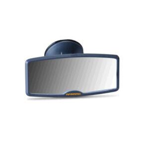 Espejo mini ajustable Apramo, con ventosa con bloqueo