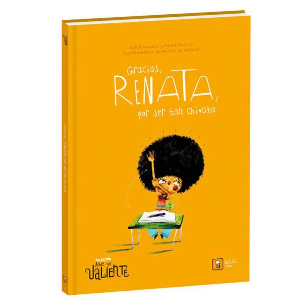 Gracias Renata por ser tan chivata - Belén Gaudes y Pablo Macías - Amatriuska