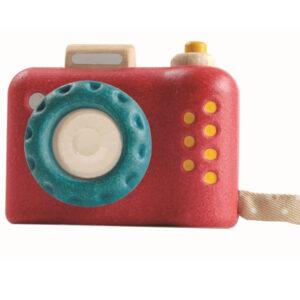 Mi primera cámara Plan Toys - Amatriuska