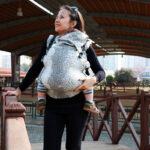 Mochila portabebés Neko Switch Toddler, desde los 18 meses hasta los 6 años