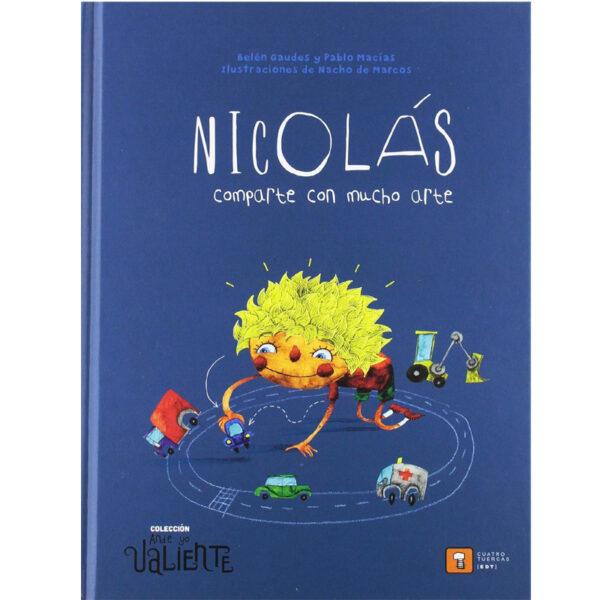 Nicolás comparte con mucho arte - Belén Gaudes y Pablo Macías