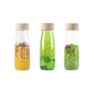 Pack botellas sensoriales Petit Boum