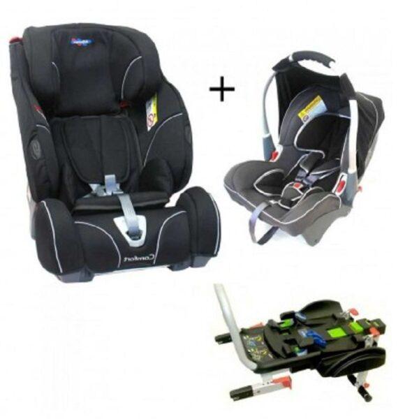 Pack Safety - Silla de coche Triofix Maxi y Dinofix